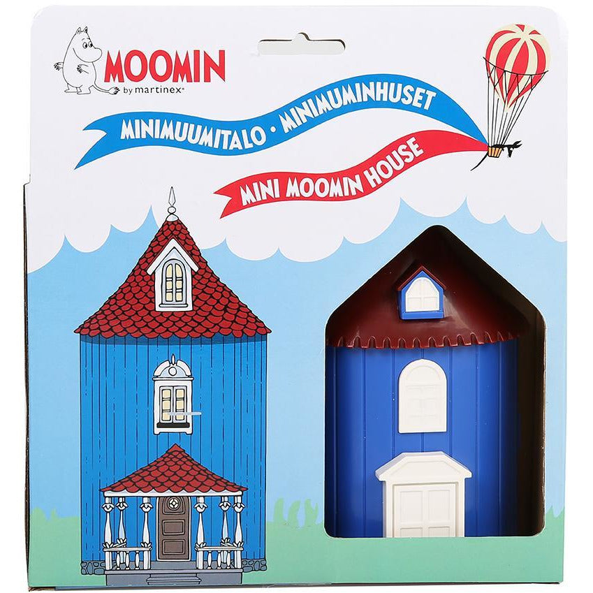 Moominhouse and Little My - Martinex - The Official Moomin Shop