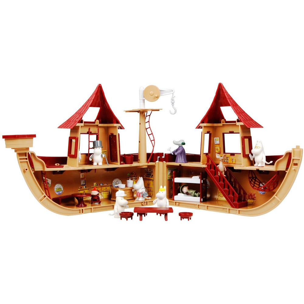 Moomin Ocean Orchestra Ship - Martinex - The Official Moomin Shop