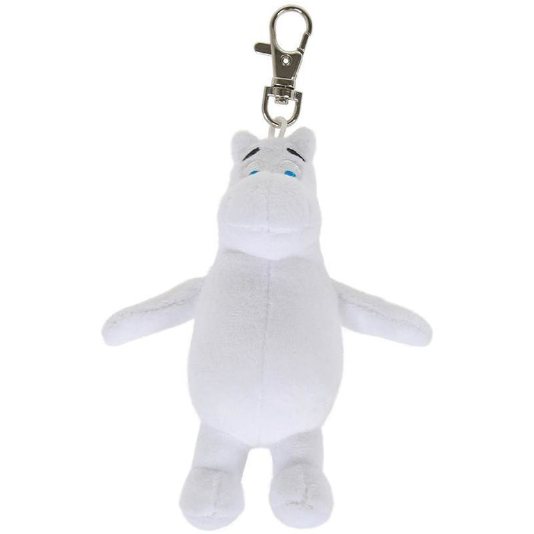 Moomintroll Plush Keyring - Martinex - The Official Moomin Shop