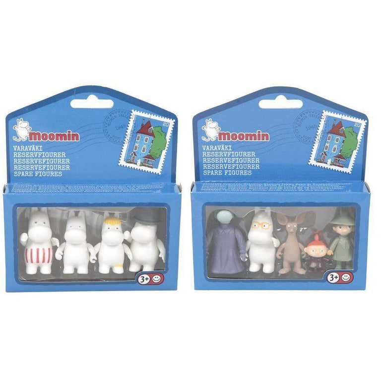 Moomin Characters 9-set - Martinex - The Official Moomin Shop