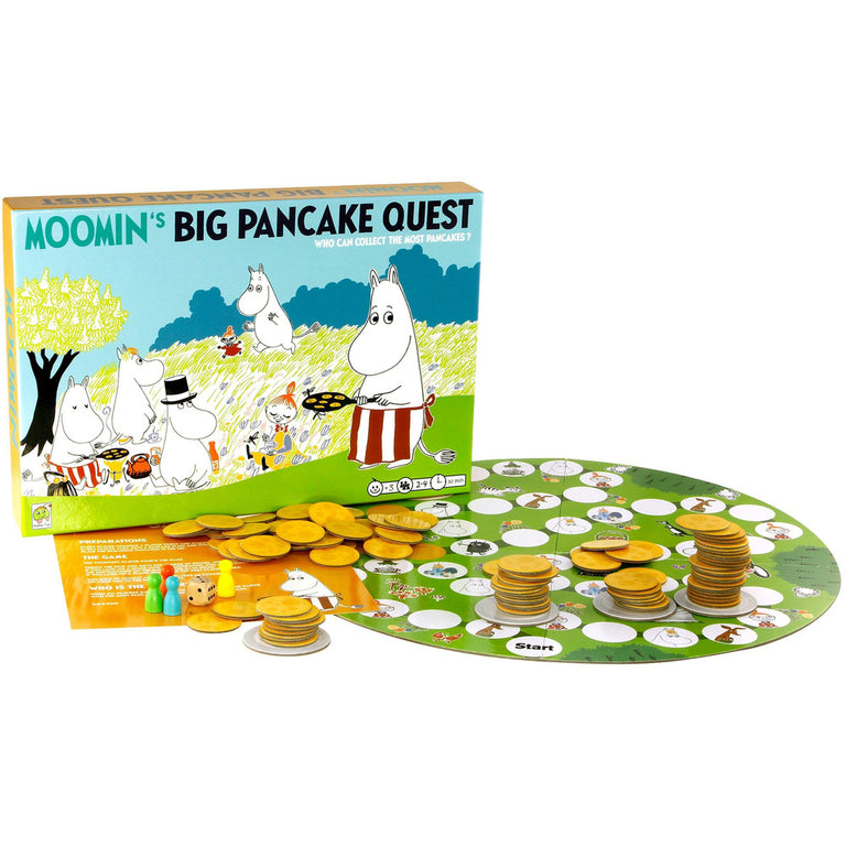 Moomin Pancake Quest by Barbo Toys - The Official Moomin Shop