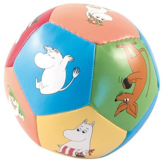 Moomin soft ball by Petit Jour - The Official Moomin Shop