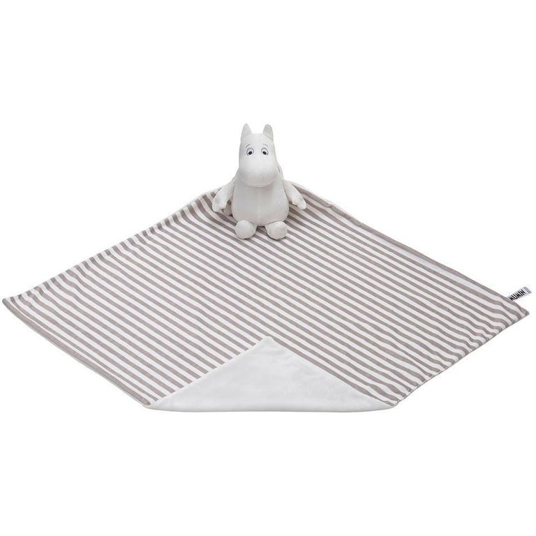 Moomin soft blanket XL - Rätt Start - The Official Moomin Shop