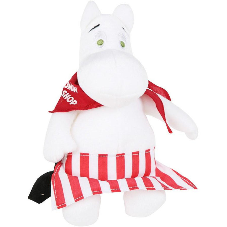 Moominmamma 23 cm Plush Toy - Exclusive Moomin Shop product - The Official Moomin Shop