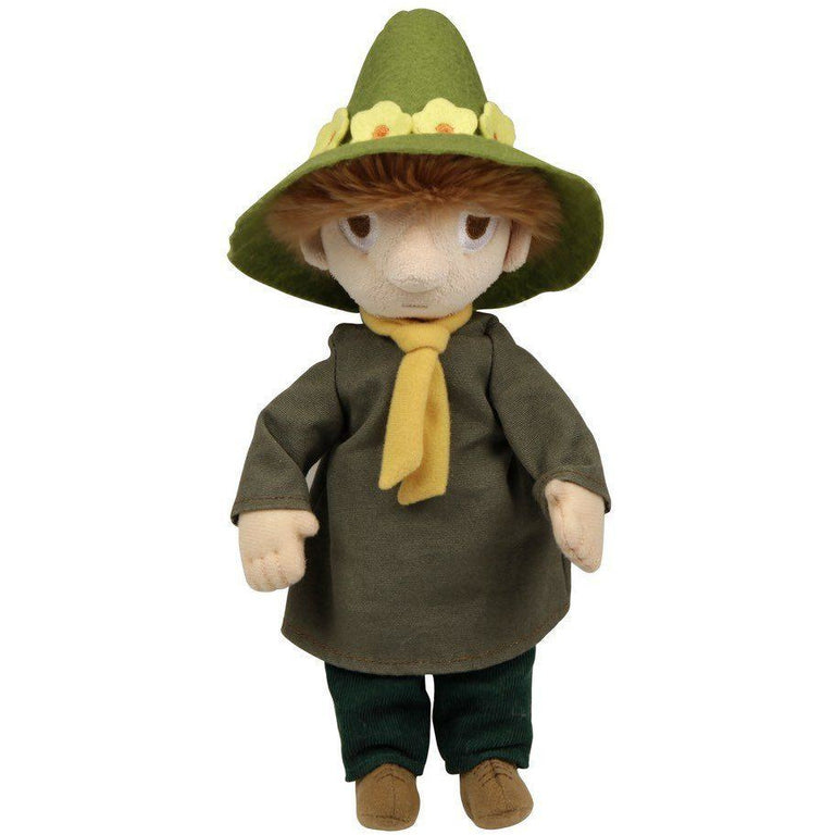 Snufkin plush toy M by Martinex - The Official Moomin Shop