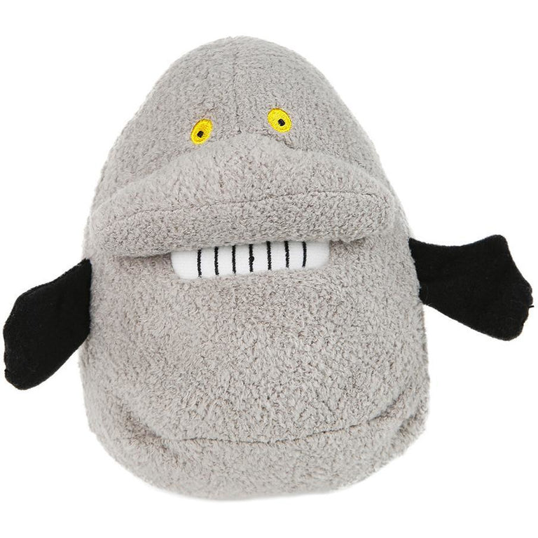 The Groke plush toy by Martinex - The Official Moomin Shop
