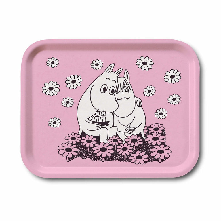 Love tray 27 x 20 cm - The Official Moomin Shop