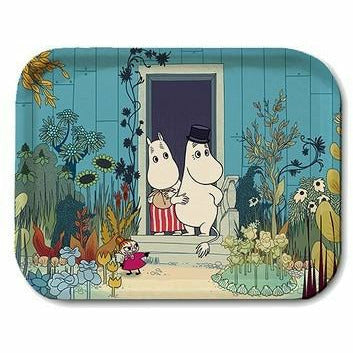 Riviera Doorstep Tray 27 x 20 cm - The Official Moomin Shop