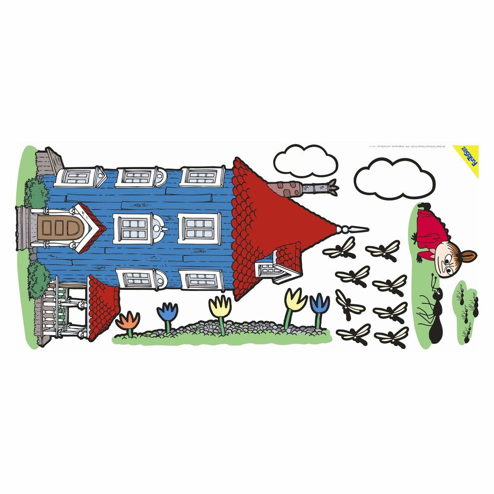 Moomin wall sticker set - The Official Moomin Shop
