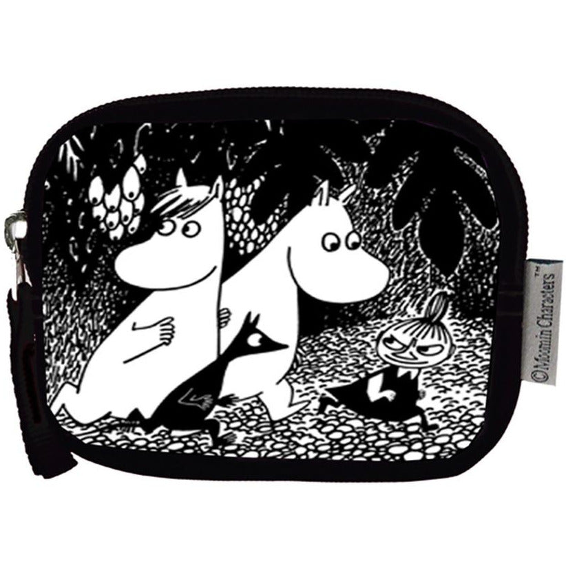 Moomin in the woods small purse - The Official Moomin Shop