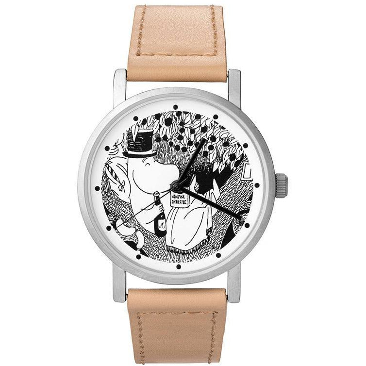 Moominpappa watch by Saurum - The Official Moomin Shop