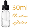 30ml Size eJuices