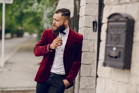 vaping is now a celebrities fashion