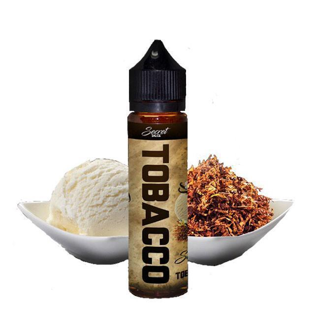 TOBACCO !   By  Secret Sauce E Liquids - 60ML