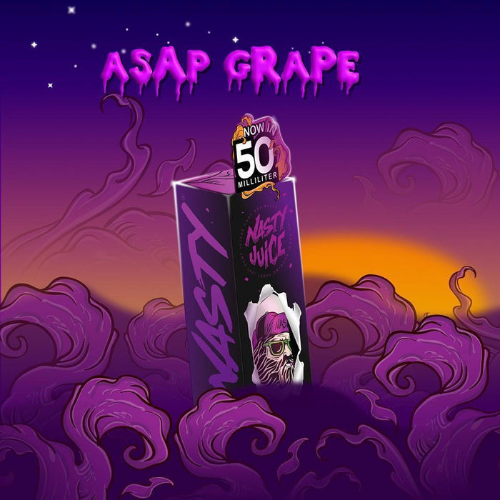 A$AP GRAPE - 60ML