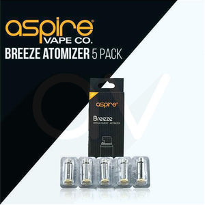 Aspire Breeze Replacement Coil only for Breeze 1
