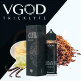 VGOD Tricklyfe E-Liquid Cubano Black 60ml