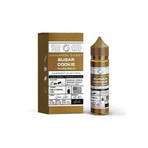 GLAS VAPOR Basix - Sugar Cookie 60ml Vape Juice