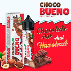 Vapors Ejuice Choco Bueno Chocolate Milk and Hazelnut 60ml