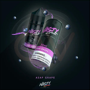 ASAP Grape Nasty Salt by Nasty Juice