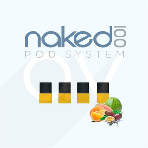 Schwartz Naked 100 Pods Hawaiian POG Pods