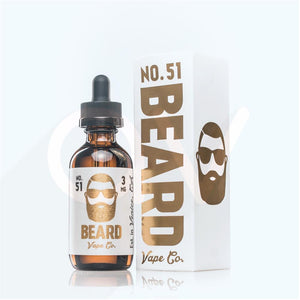 Beard Vape Co. Custard 60ml