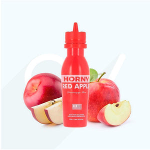 Horny Flava E-Juice Red Apple 65ml