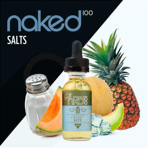 Nkd 100 NIC Salts E-Liquid Frost Bite 30ml