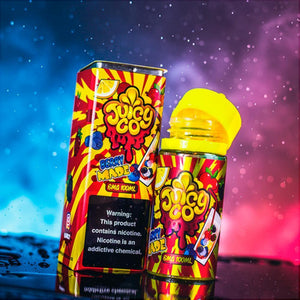 Juicy Co Berry Made 100ml