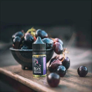 BLVK Unicorn Nicotine Salt E-Liquid - Grape - 30ml