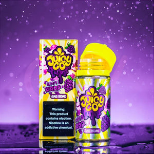 Juicy Co Grape Drop 100ml