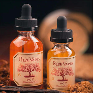 Ripe Vapes Handcrafted Joose VCT (Vanilla-Custard-Tobacco) 60ml