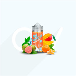 Jam Monster eJuice - Mangerine Guava Ice - 100ml