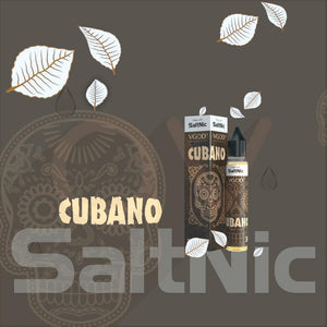 Cubano Salt Nic by VGOD E-Liquids 30ML