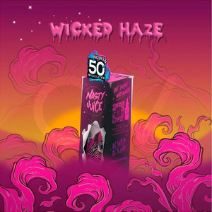 NASTY Blackcurrant  & Lemonade  - NEW 60ML !!!