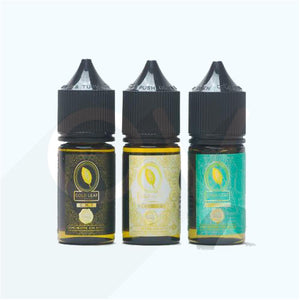 GOLD LEAF LIQUIDS SALTS NIC Ejuice GMT 30ML