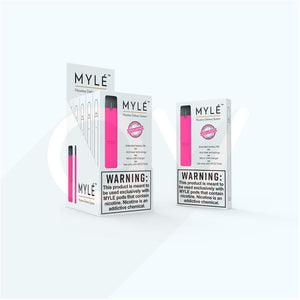 MYLE Ultra Portable Pod System (Hot Pink )