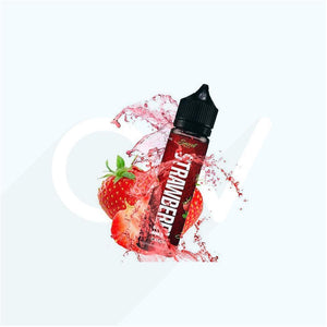 Secret Sauce E-Liquids Strawberry 60ml