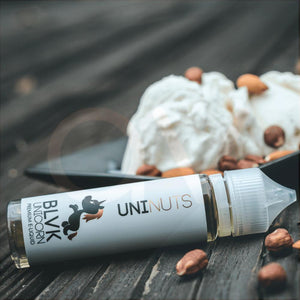 BLVK Unicorn E-juice WYTE Uninuts 60ml