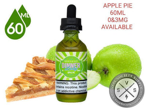 DINNER LADY - Summer Hollidays - Apple Pie - 60ml