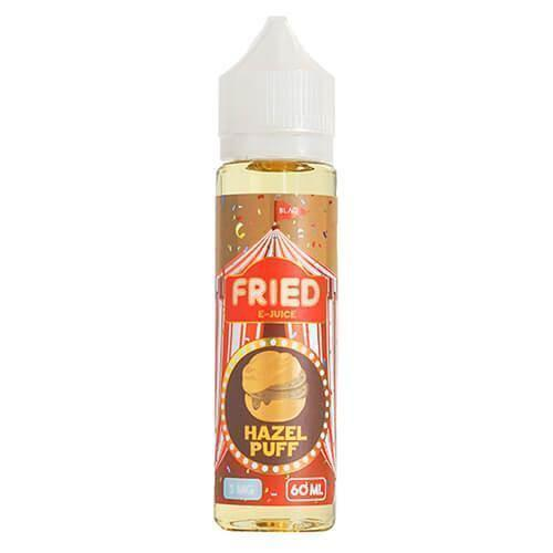 Blaq Vapor - Fried E-juice - Hazel Puff - 60ml