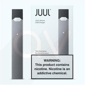 JUUL Pod System Kit AUG 2018 Batch