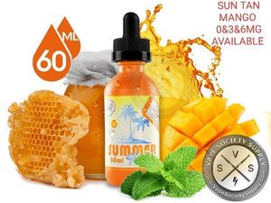 DINNER LADY - Summer Hollidays - Sun Tun - 60ml