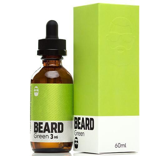 Beard Color - Green - 60ml