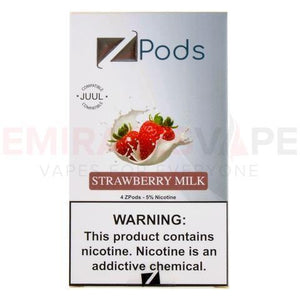 ZIIP Pods (Strawberry Milk flavor) - 50MG