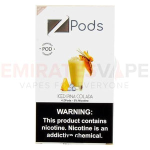 ZIIP Pods (Iced Pina Colada flavor) - 50MG