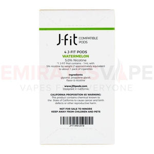 Watermelon - JFIT Pods - Compatible Pods