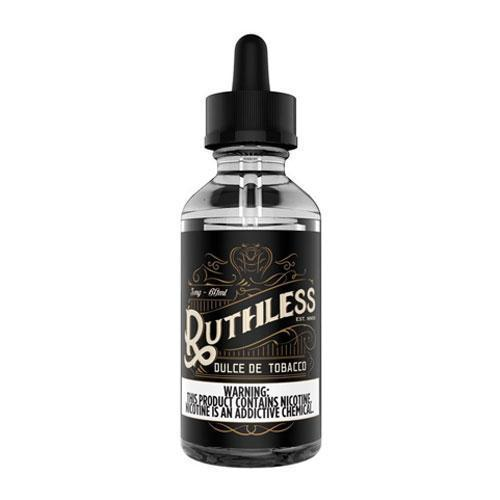 Ruthless eJuice - Dulce De Tobacco - 60ml