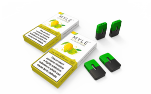 MYLE Iced Apple Mango