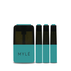 MYLÉ V4 in DUBAI -  MIGHTY MINT PODS-NEW-